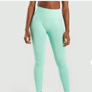 Gymshark Vital Seamless Leggings Mint